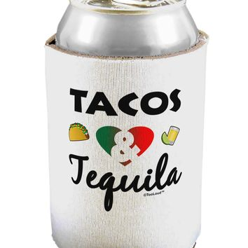 Tacos & Tequila Can / Bottle Insulator Coolers