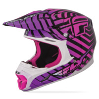 Three.4 Purple/Pink Helmet