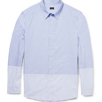 PS by Paul Smith - Slim-Fit Striped Cotton Shirt | MR PORTER