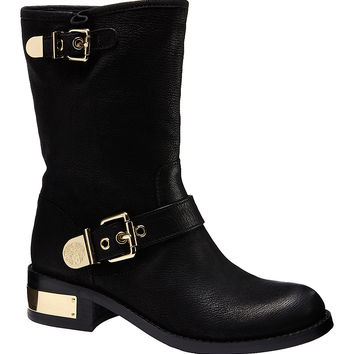 Vince Camuto Winchell Moto-Inspired Boots | Dillards.com