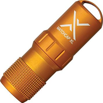 Exotac MATCHCAP XL Waterproof Match Case