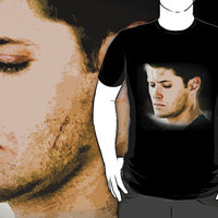 Supernatural Dean by telephile23