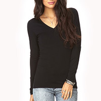 Everyday V-Neck Top