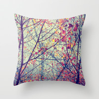 free spirit Throw Pillow by ingz