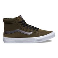 Perf Suede SK8-Hi Slim Cutout | Shop at Vans
