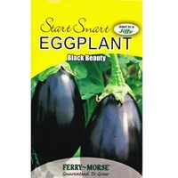 Ferry-Morse, Black Beauty Eggplant Seed, 2038 at The Home Depot - Mobile