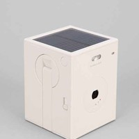 Sun & Cloud Solar-Powered Digital Camera- White One