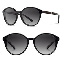 Women's Shwood 'Bailey' 53mm Polarized Sunglasses