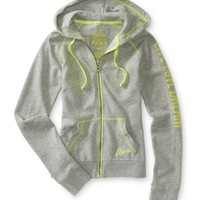 Live Love Dream Full-Zip Yoga Hoodie
