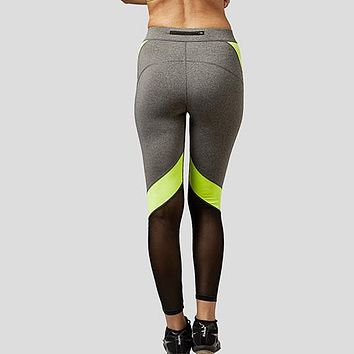 Women Hollow Out Yoga Pants