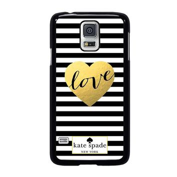KATE SPADE LOVE Samsung Galaxy S5 Case Cover