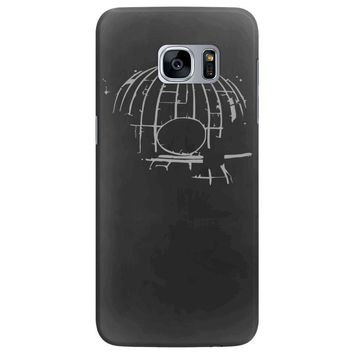 death skull Samsung Galaxy S7 Edge