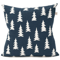 Gran Cushion Cover - Dark Midnight Blue