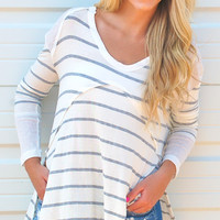 Summer In Stripes Tee