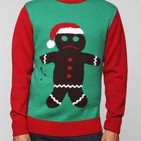 Gingerbread Man Sweater - Urban Outfitters