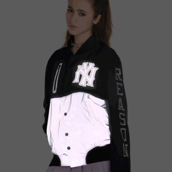 WORLD CLASS RIPSTOP VARSITY JACKET