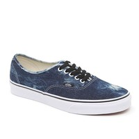 Vans Authentic Acid Shoes - Mens Shoes - Black