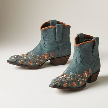Texas Wildflower Boots