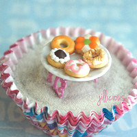 donut plate ring
