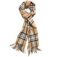 Soft Classic Cashmere Feel Winter Scarf