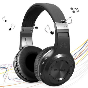Bluedio HT H-Turbine Wireless Bluetooth V4.1 Hands Free Headset Super Bass Music Headphone = 1843095044