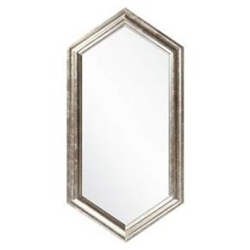 Gavell Decorative Wall Mirror Champagne - Surya : Target