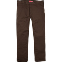 Supreme: Work Pant - Brown