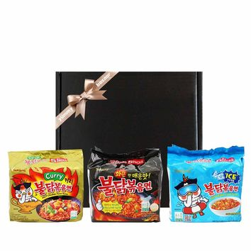 Samyang Spicy Ramen Gift Set