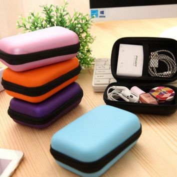 Travel Portable Multifunction Data Line Mass Storage Organization Creative Folding Environmental  For Makeup storage organizer