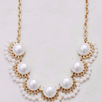 Girly Girl Pearl Necklace