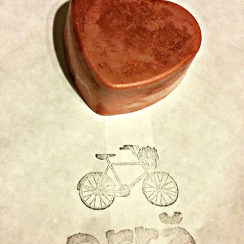 Solid Lotion Bar Refill: Riding Queen, Grapefruit bronzing shimmer moisturizer 3 oz, Mother's Day Gift