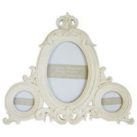 Classic Elegance Collection Triple Photo Frame | Dunelm Mill