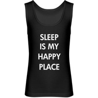 Sleep is my happy place: Creations Clothing Art