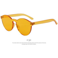 Candy Glassess C02 Orange