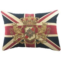 Union Jack Cushion by Evans Lichfield