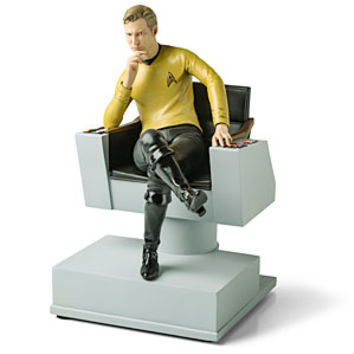 Star Trek Captain Kirk Bookend