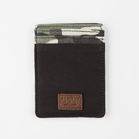 Benrus Camo Wallet Black One Size For Men 25882110001