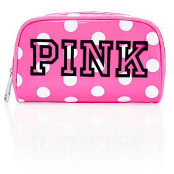 Small Makeup Bag Pink Victoria S Secret