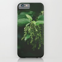 Nettles iPhone & iPod Case by Errne