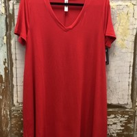 Red Hot Tunic