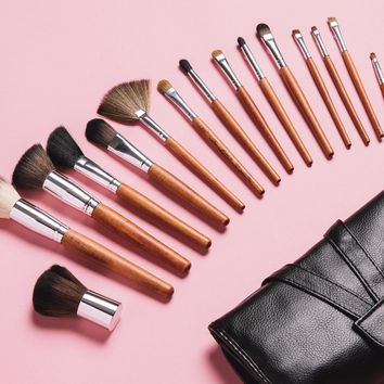 Palette | Essential 15pc Makeup Brush Set