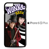 willy wonka johnny depp Y2381 iPhone 6S Plus Case