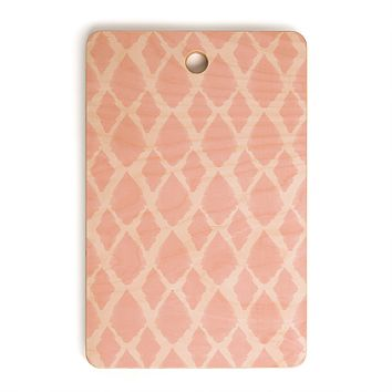 Allyson Johnson Blushed iKat Cutting Board Rectangle