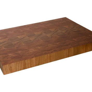 Professional Cherry End Grain Cutting Boards