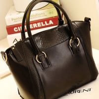 Leather Shoulder Hand Bag