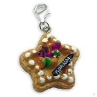 Mega Beggar Charms pendant Star for you #8913, extra large, handbag Charm | Phone Charm