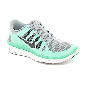 reputable site baed1 8d8a3 Nike Women´s Free Run 5.0+ Barefoot Running Shoes   Dillards.com