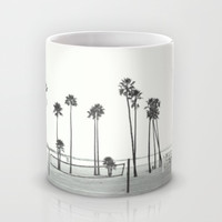 Bleached Beach Mug by RichCaspian