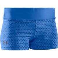 Under Armour Women's HeatGear Sonic Printed Shorts