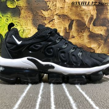 Nike Air Max Plus TN Ultra Net Surface Causal Running Shoes Black